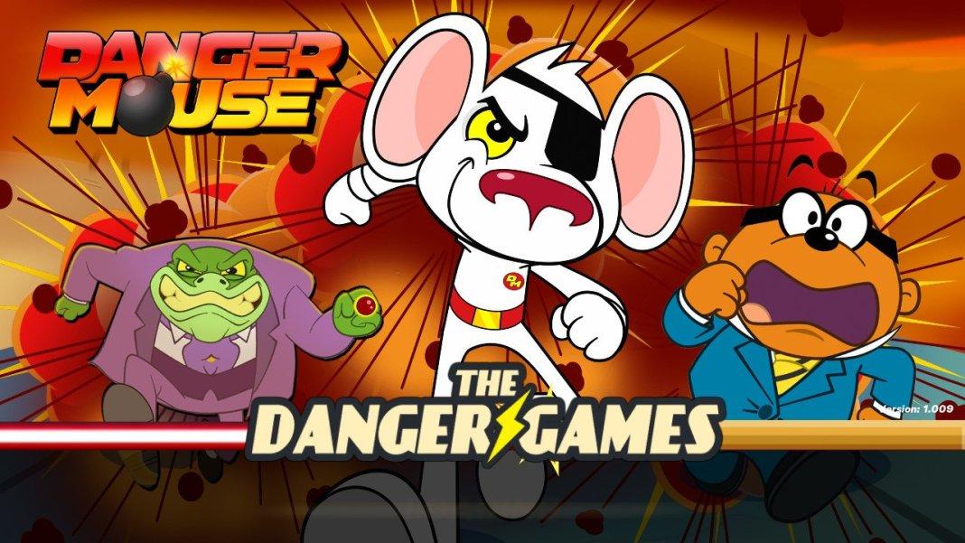 Danger Mouse-TiC