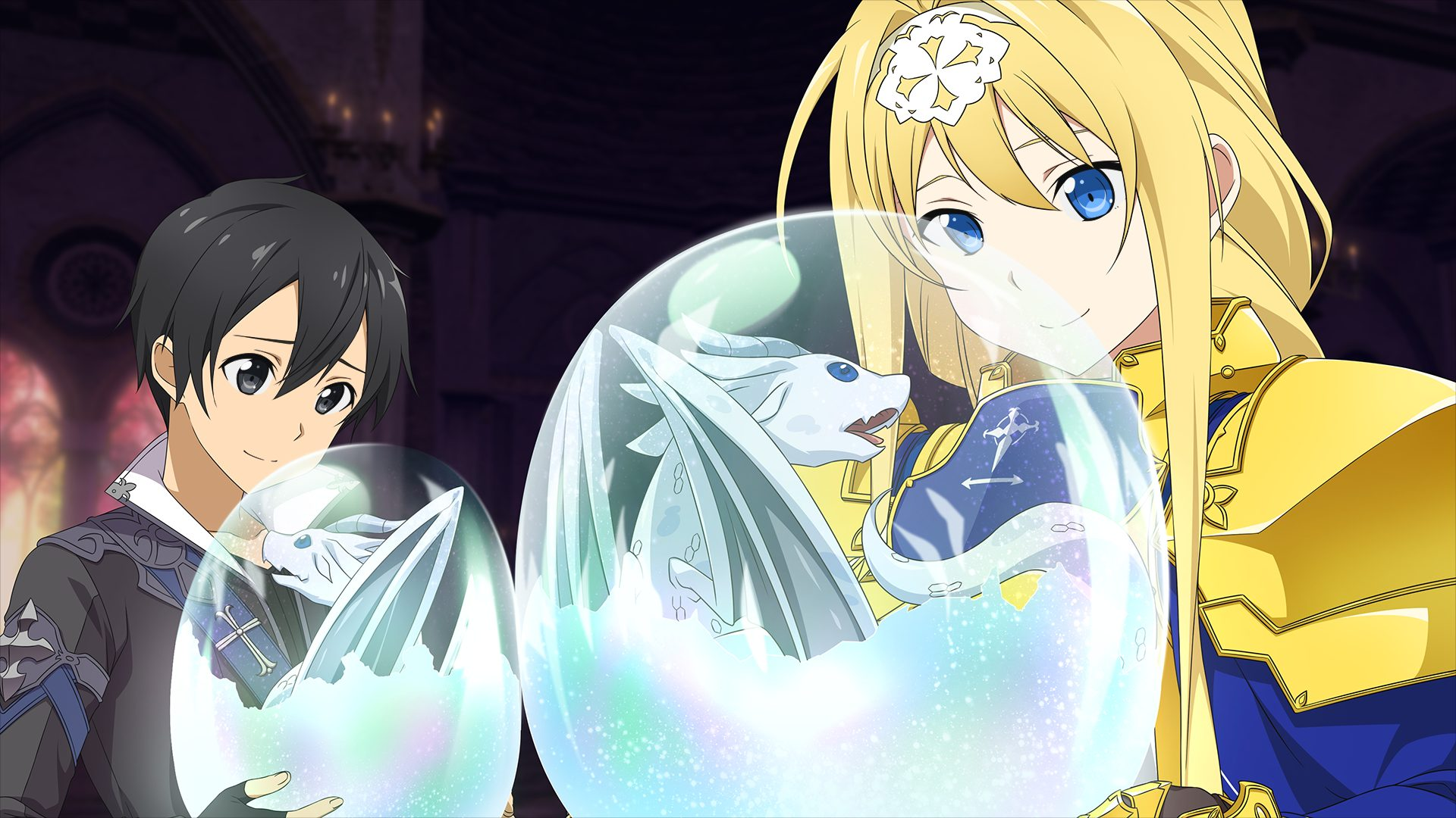 Rumorsword Art Online Alicization To Have 2 Cours Tic