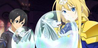 Sword Art Online: Alicization- TICGN