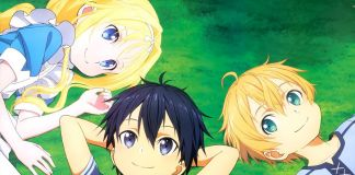 Sword Art Online: Alicization- TICGN