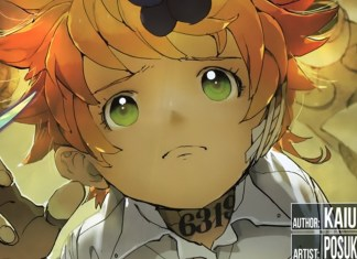 The Promised Neverland-TICGN