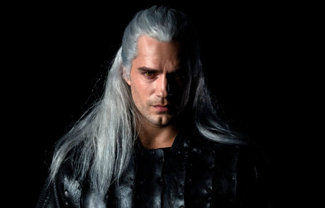 First Look at Henry Cavill as Geralt of Rivia