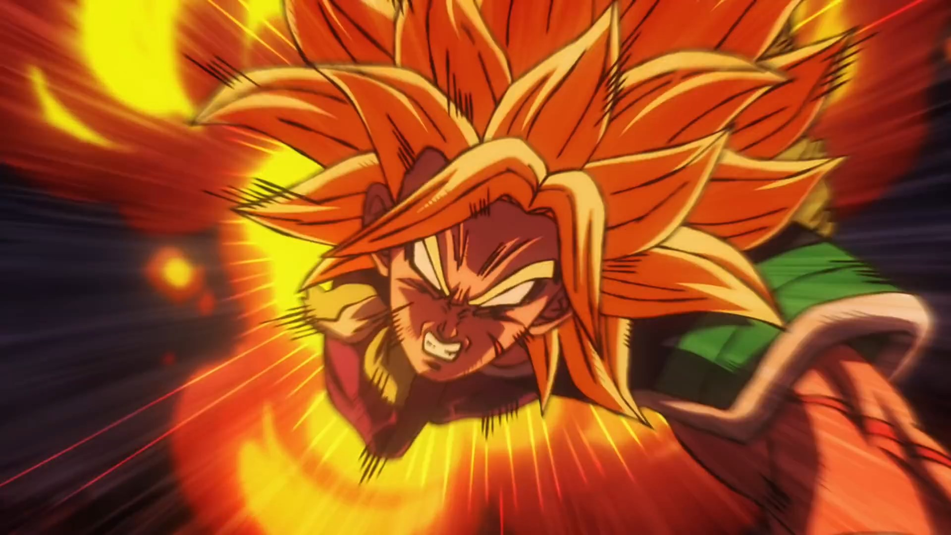 New Dragon Ball Super Broly Trailer Released Tic Games Network