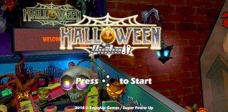 Halloween Pinball-TiC