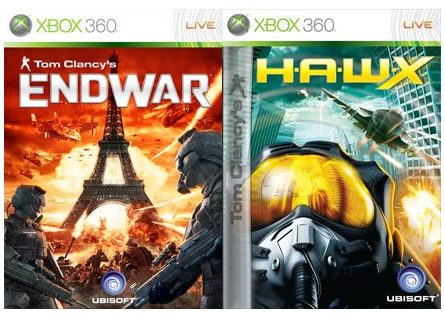 Tom Clancy's EndWar and Tom Clancy's H.A.W.X. are now backward compatible
