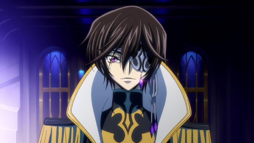 Code Geass: Lelouch of the Resurrection-TICGN