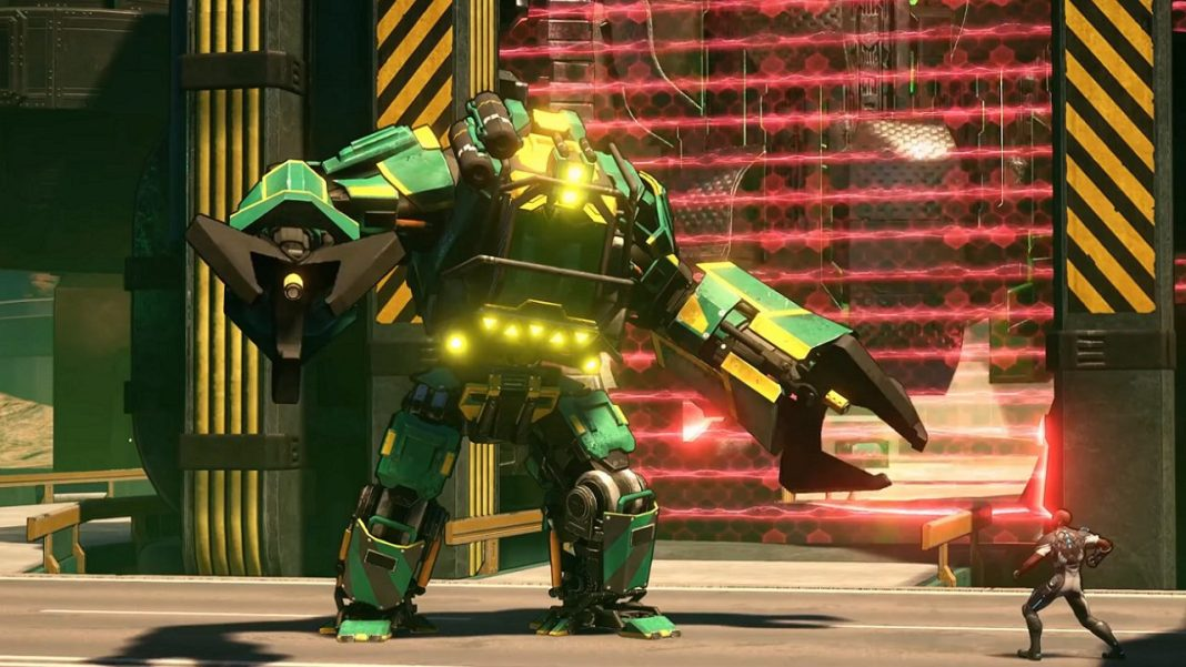 New Crackdown 3 Campaign Gameplay
