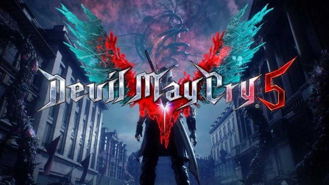 Devil May Cry V Game Awards 2018 Trailer