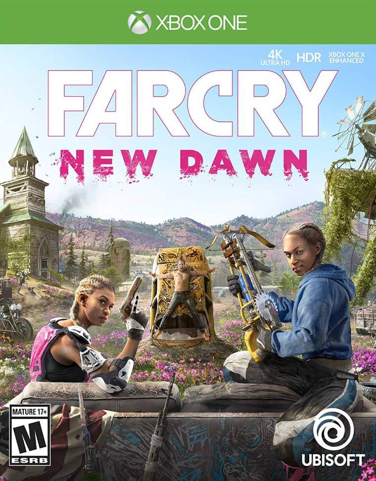 Far Cry: New Dawn Has Been Leaked