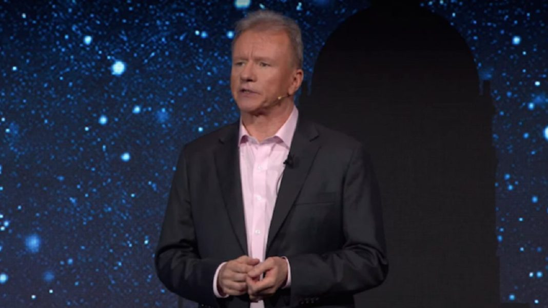 Jim Ryan Is Now CEO of Sony Interactive Entertainment