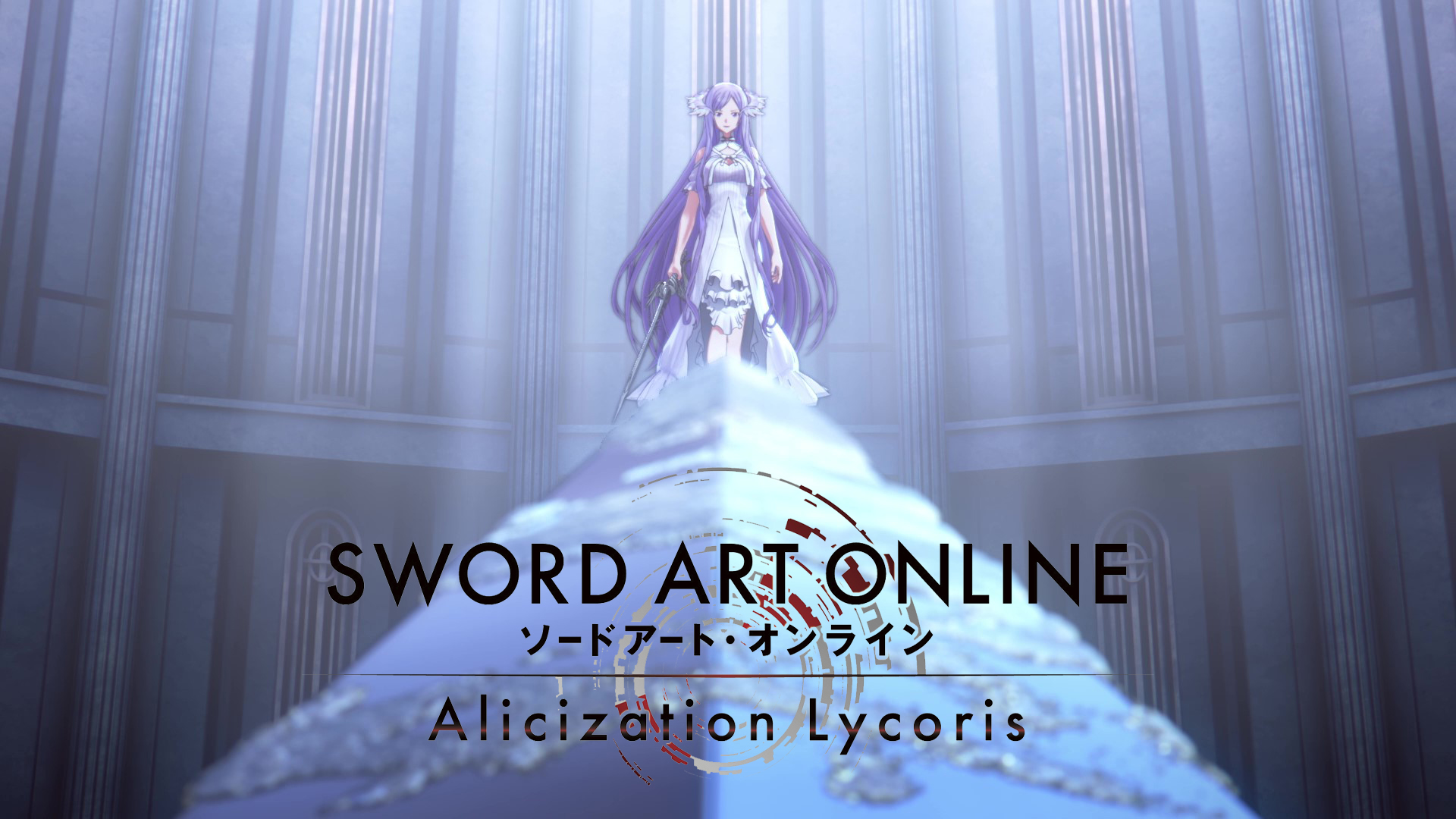 Alicization Lycoris New Trailer Reveals Original Character