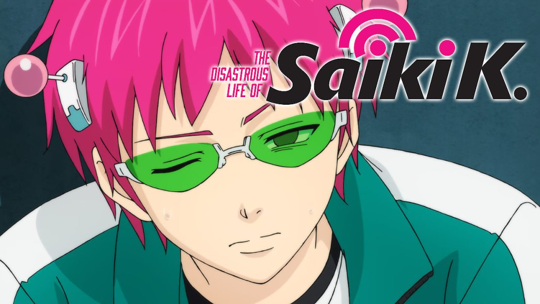 The Disastrous Life of Saiki K-TICGN