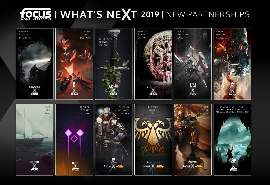 Focus Home Interactive Talks What's Next in 2019