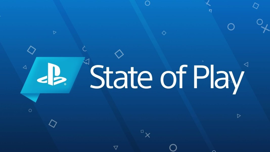 Sony State of Play Announcement