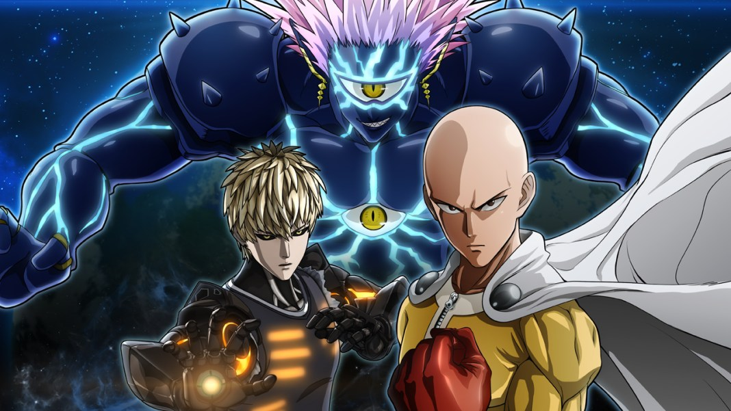 One Punch Man: A Hero Nobody Knows-TICGN