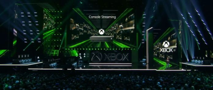 Console Streaming