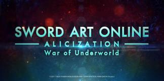 Sword Art Online: Alicization- War of the Underworld-TICGN