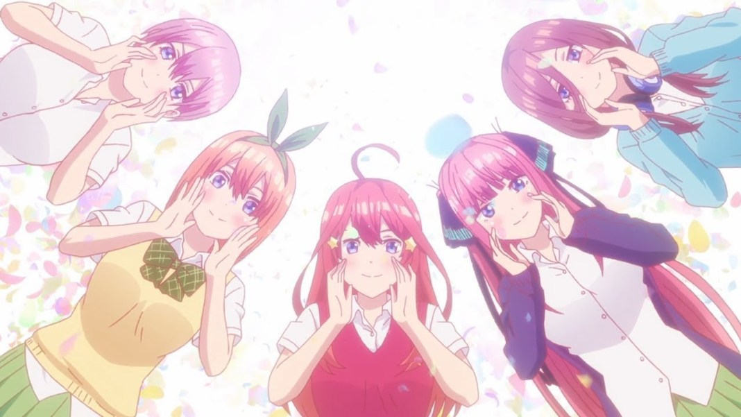 The Quintessential Quintuplets-TICGN