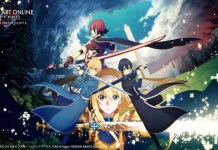 Sword Art Online: Alicization Lycoris-TICGN