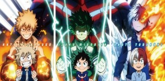 My Hero Academia: Heroes Rising-TICGN
