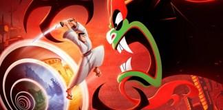Samurai Jack A Battle Through Time-TICGN