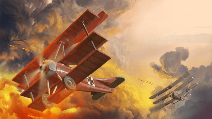 Red WIngs: Aces of the Sky Review-TICGN