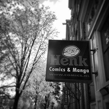 henk-comics