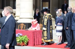 The Queen at Victoria Square, Birmingham