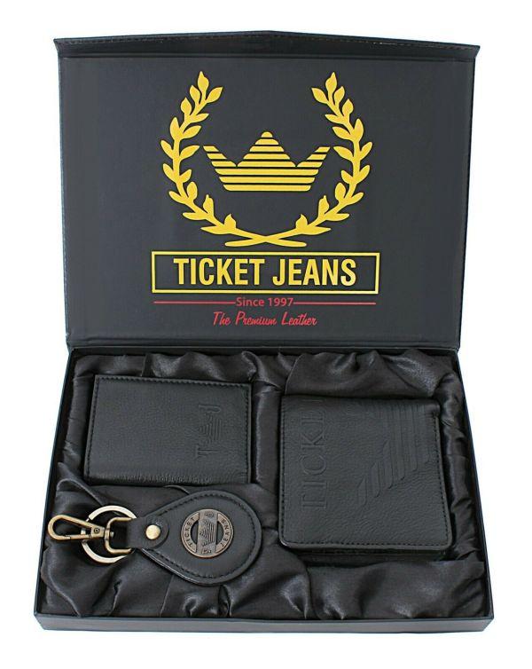 Ticket Jeans Wallet