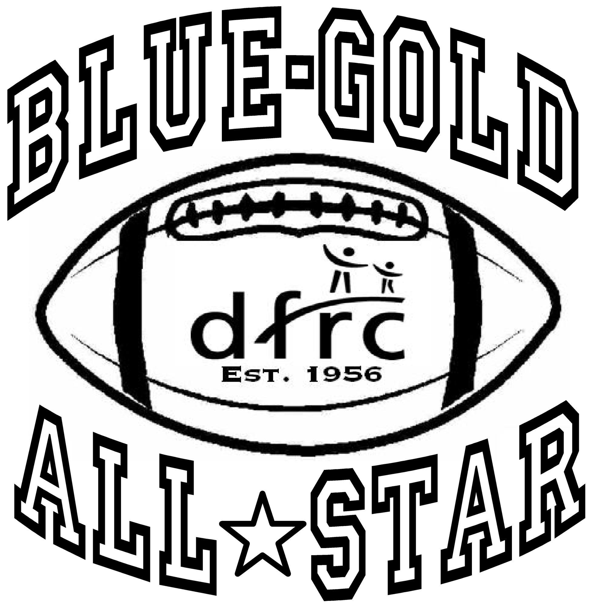 60th Annual DFRC Blue-Gold All*Star Football Game Tickets