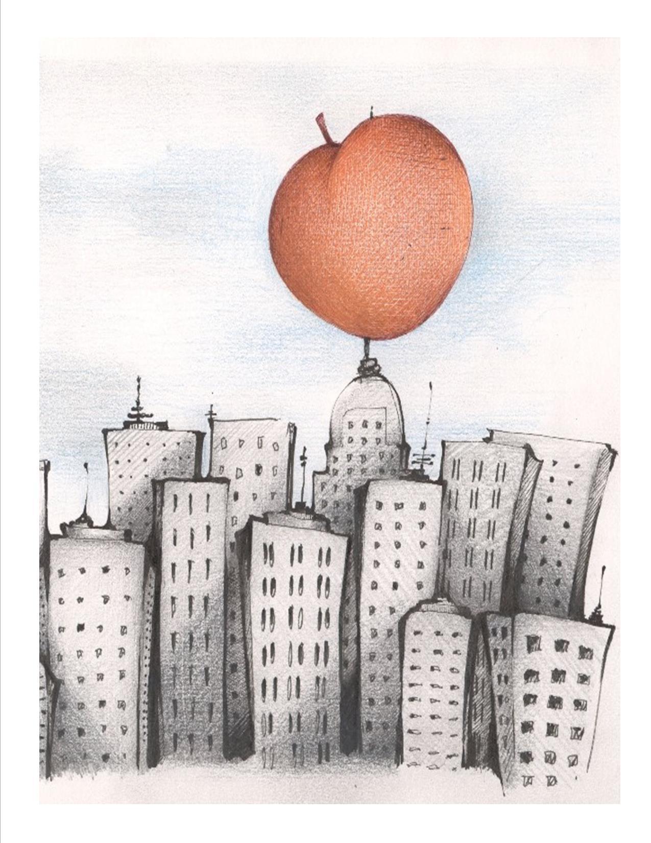 James And The Giant Peach Jr Tickets In Marietta Ga
