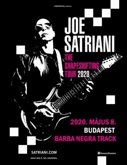Joe Satriani concert