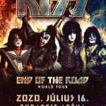 "KISS ""END OF THE ROAD"" – A LEGUTOLSÓ TURNÉ"