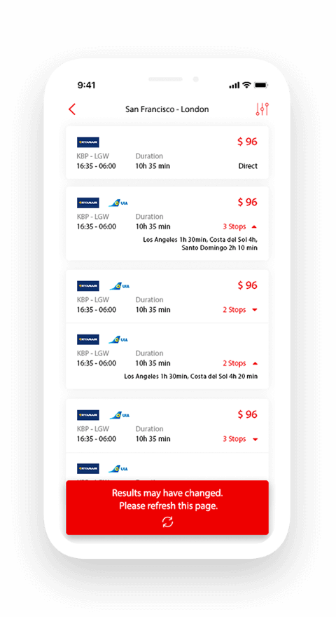 Cheap flights ️ Airline Tickets Booking Online - Find Airfare for the best price