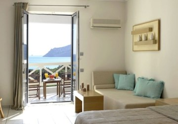 Golden Milos Beach accommodation TicketSeller