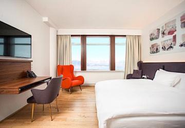 Radisson Blu Saga Hotel, Reykjavik TicketSellerΞενοδοχείο Radisson Blu Saga, Ρέικιαβικ