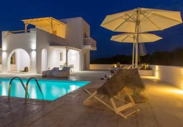 Naxian Lounge Villas TicketSeller book your holidays