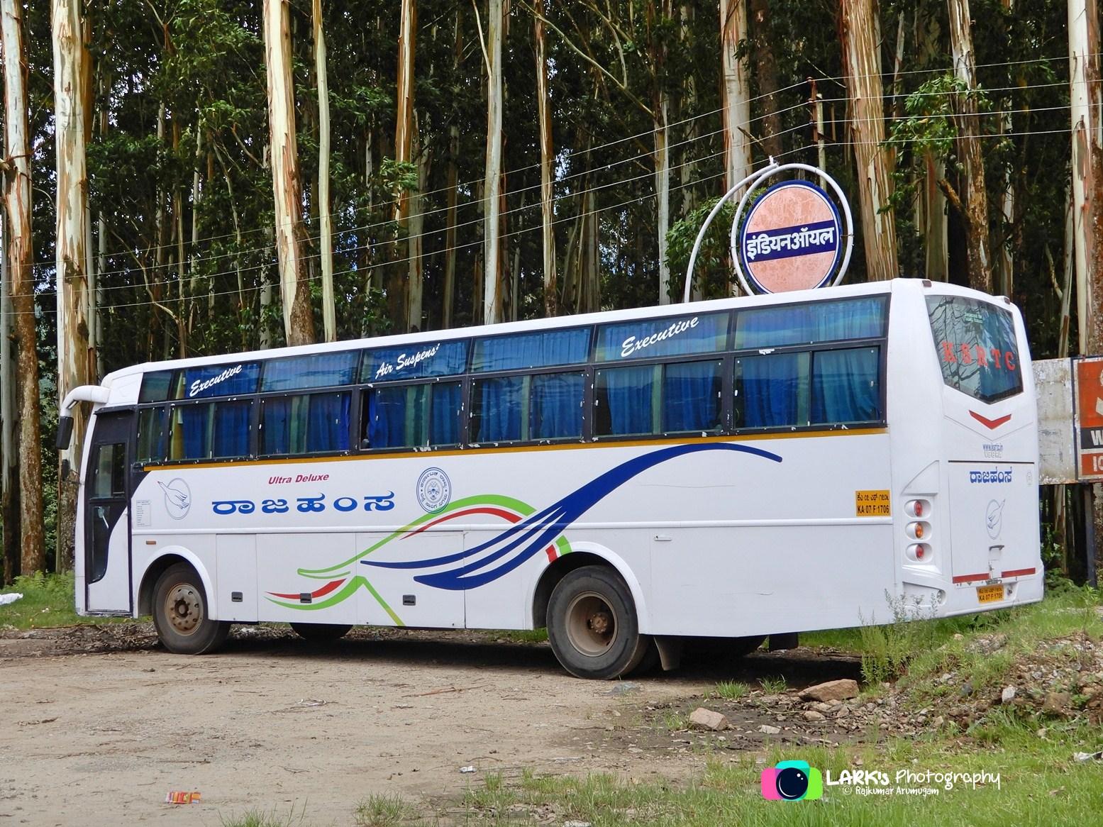 Bangalore – Munnar – [KA-07-F-1706]