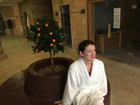 TISA Spa Orange Tree