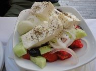 Zorba's - Greek Salad