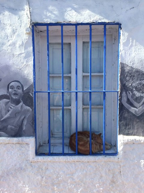 Nerja Window