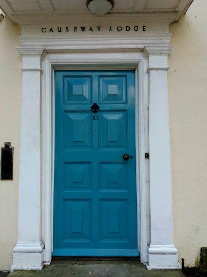 Adorable Colored Doors - Horsham, England