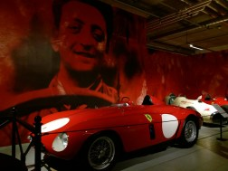 Ferrari Section at Louwman Museum