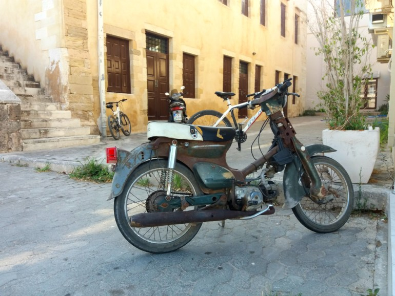 Transportation in Crete