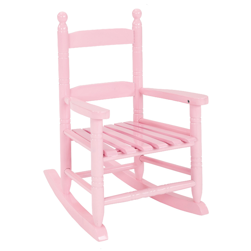Kids Rocking Chairs Kids Rocking Chair Pastel Pink