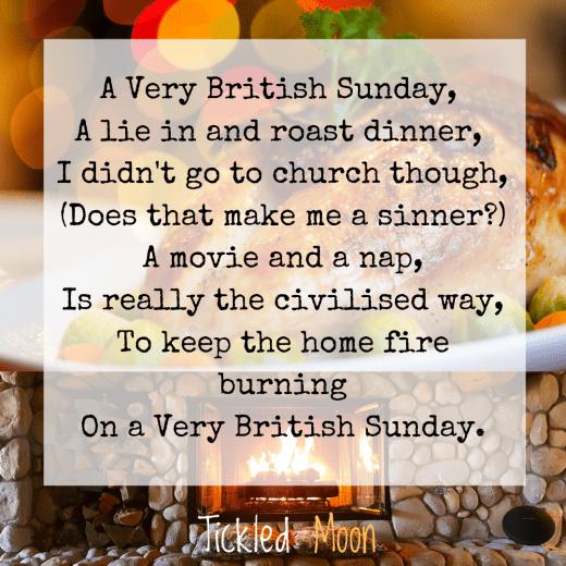 A Very British Sunday