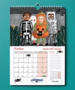 calendar-oct-2021