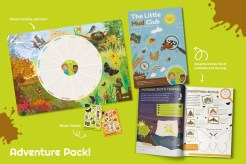 Little Mud club subscription pack