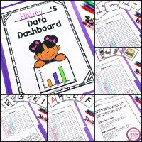 Kindergarten Assessments Using Data Folders