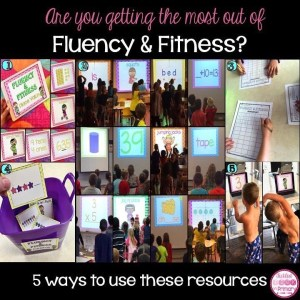 Are You Getting The Most Out Of Your Fluency & Fitness Brain Breaks?